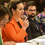 Prefeita de Palmas destaca Estratégia ODS no encontro da Rede Acesso Mais Seguro