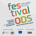 Festival ODS: um dia de atividades para promover a Agenda 2030 da ONU entre cidadãos e instituições públicas e privadas