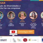 Webinar: Valorização de Diversidades e como incluí-las nas empresas