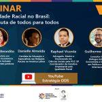 Estratégia ODS promove webinar sobre Diversidade Racial no Brasil